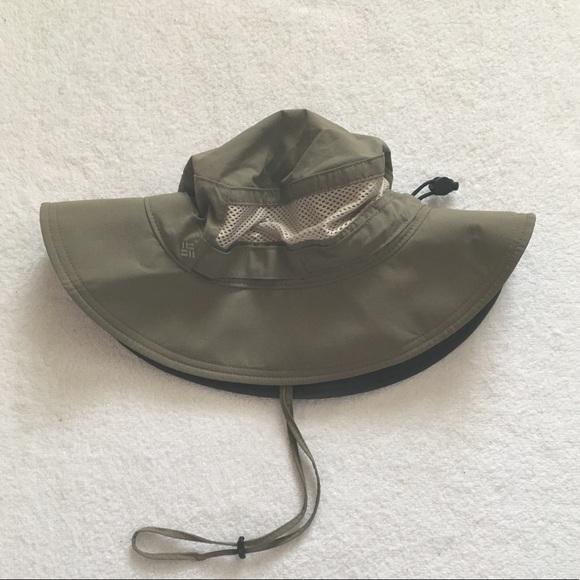 0142acfed8b Columbia Other - Columbia Bora Bora Booney Fishing Hat Adult 0 S